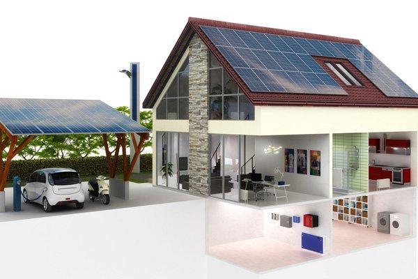 odnawialne źródła energii - inverter