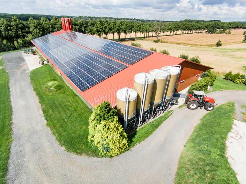 fotowoltaika dla gospodarstw rolnych